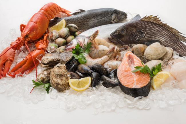 समुद्री खाना