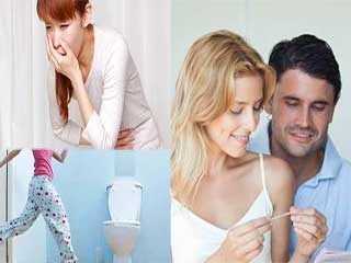 गर्भवती होने के संकेत देते हैं ये 6 लक्षण