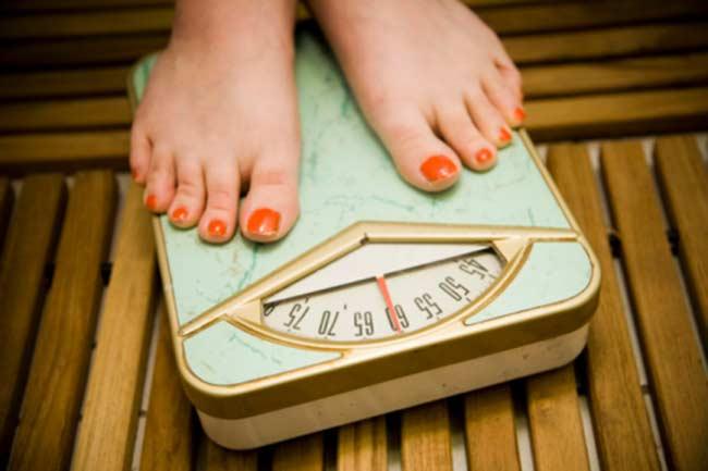 वजन निंयत्रण में रखता है