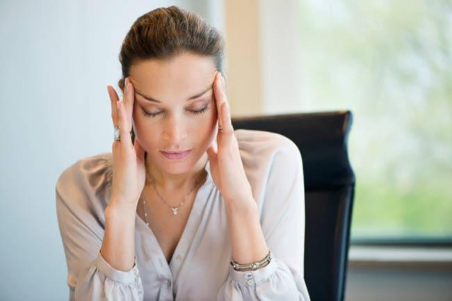 सिरदर्द की शिकायत