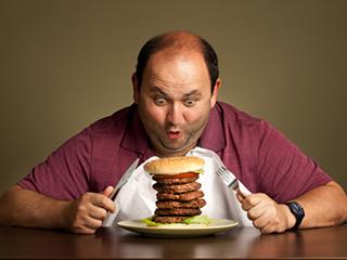 जंक फुड बढ़ाता है मोटापा