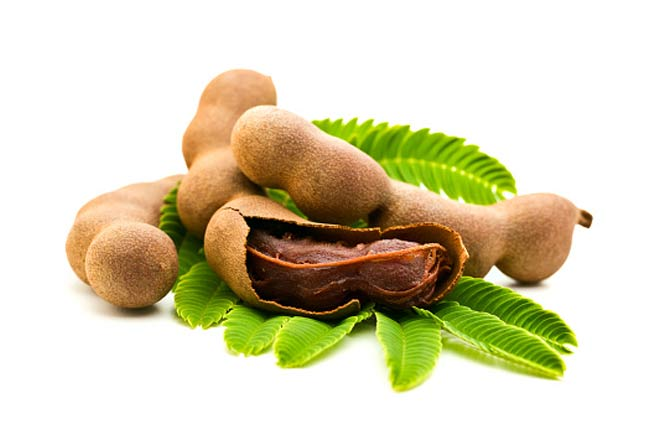Tamarind juice for toe wax