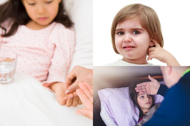 इन बीमारियों में बच्चों को न दें एंटीबॉयटिक दवायें