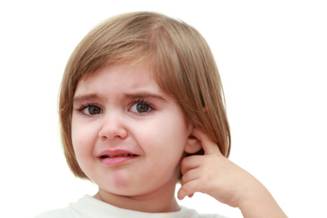 कान में इंफेक्शन