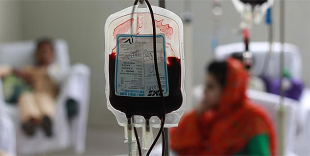 Infected Blood Is Increasing Risk of HIV Cases in Hindi