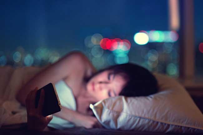 नींद ना आने पर हुआ शोध