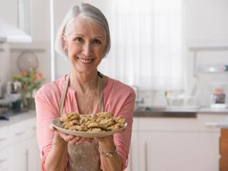 क्रंची रागी कुकीज बनाने की रेसिपी