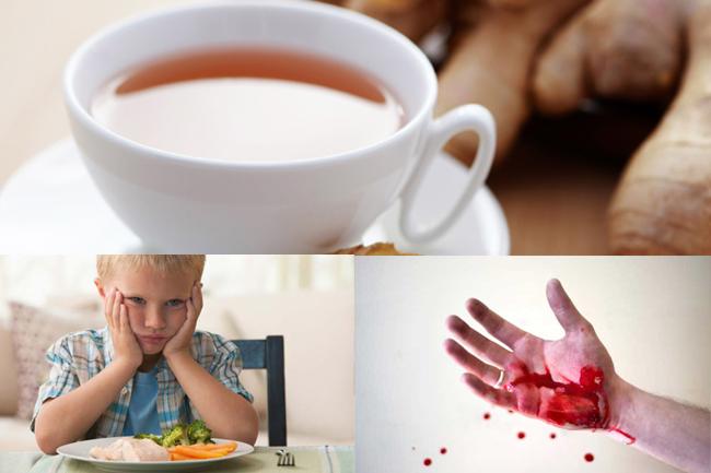 अदरक की चाय के साइड इफेक्ट