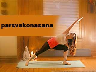 Ashtang Yoga - Parsvakonasana