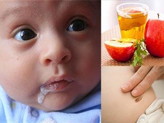 बच्चों में एसिड रिफ्लक्स के लिए घरेलू उपचार