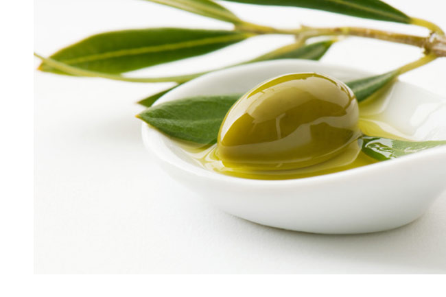 Olive oil for sun protection