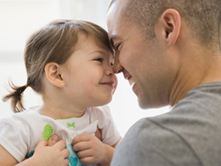 Young fathers at increased risk of health problems in middle age