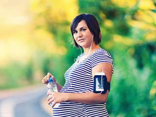 How to deal with dehydration symptoms during pregnancy