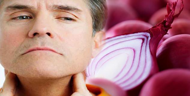 onion juice to treat tonsillitis in hindi