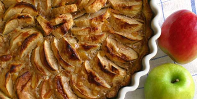 apple pie recipe in hindi