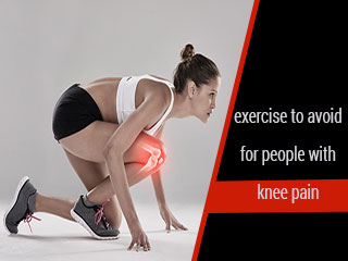 Exercises to avoid for people with knee pain