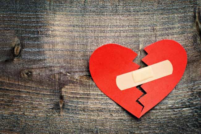 दिल तोड़ने वाले से प्यार