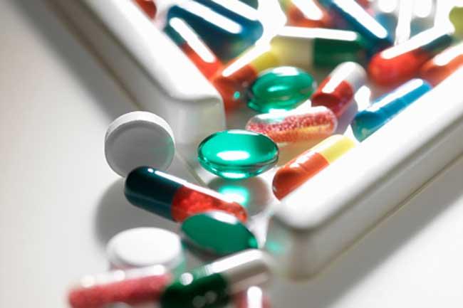 एंटीबायोटिक दवाएं