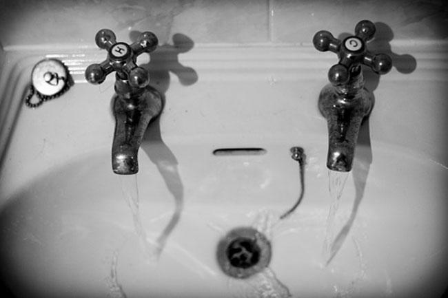 पानी की बर्बादी