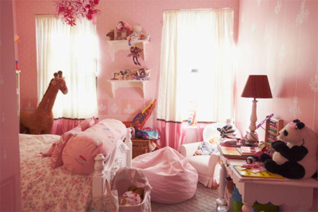बच्चों के कमरे का इंटीरियर डिज़ाइन