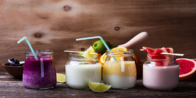 Nutritional Drinks to Gain Weight in Telugu
