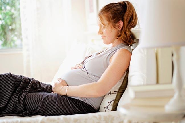 स्वस्थ गर्भावस्था और खून को शुद्ध करें
