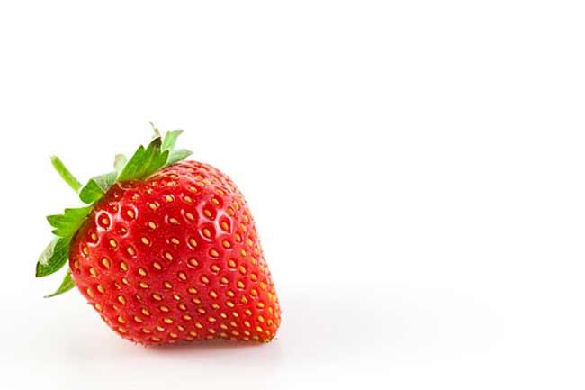 स्ट्रॉबेरी खाने से तलाक