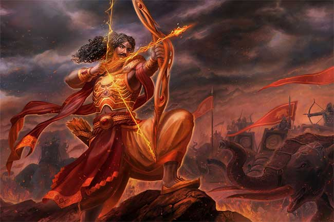 दानवीर और आदर्ष पुत्र थे कर्ण