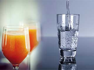 Why you should drink water instead of fruit juices