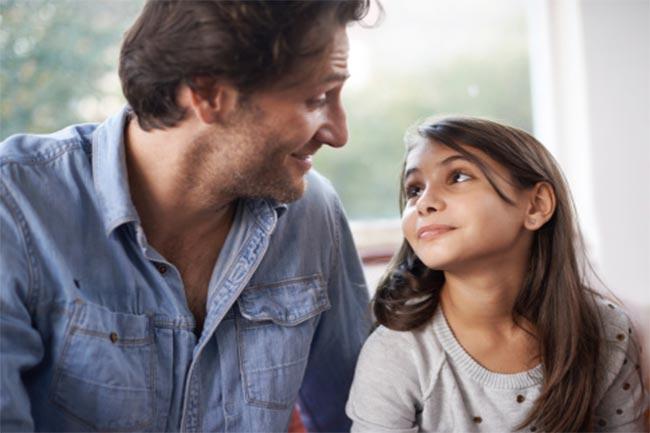 लड़की की परवरिश के लिए खुद को शिक्षित करें