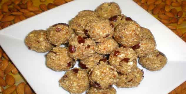 oats laddu in hindi