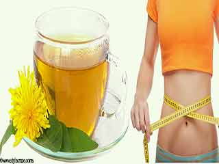 Tea and weight loss