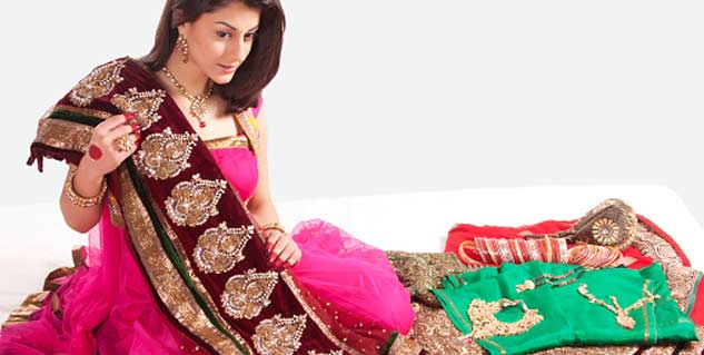 5 Perfect ways to reuse your wedding lehenga