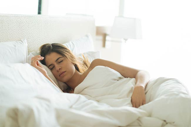 अधूरी नींद