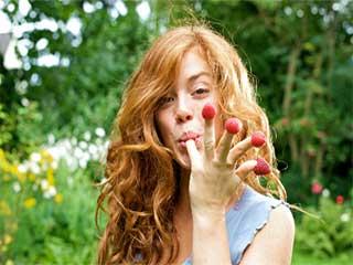 गर्भावस्था में रास्पबेरी खाने के हैं ये फायदे