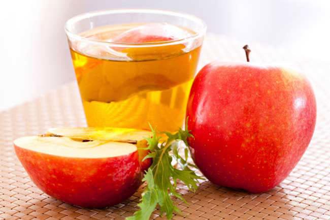 मसूड़ों को मजबूत बनायें सेब का सिरका