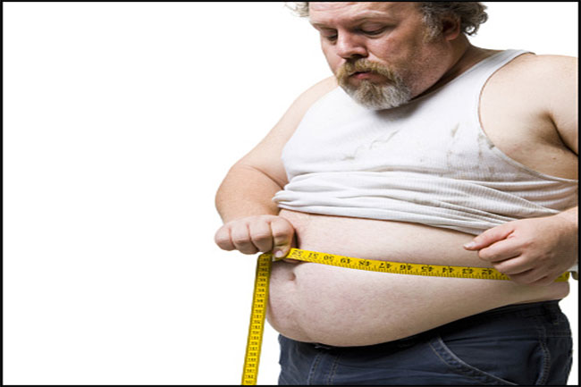 वजन घटाना