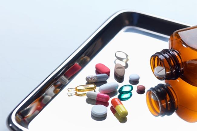 एंटीबॉयटिक दवायें
