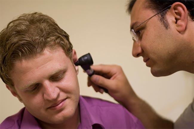 कान का इंफेक्शन और एंटीबॉयटिक