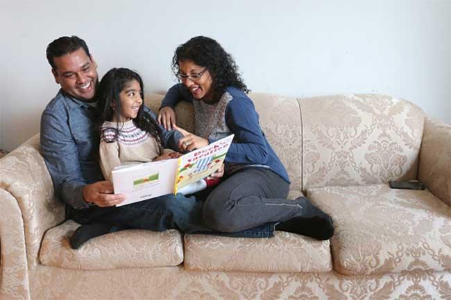 परिवार के साथ समय बिताने सबसे पहली प्राथमिकता