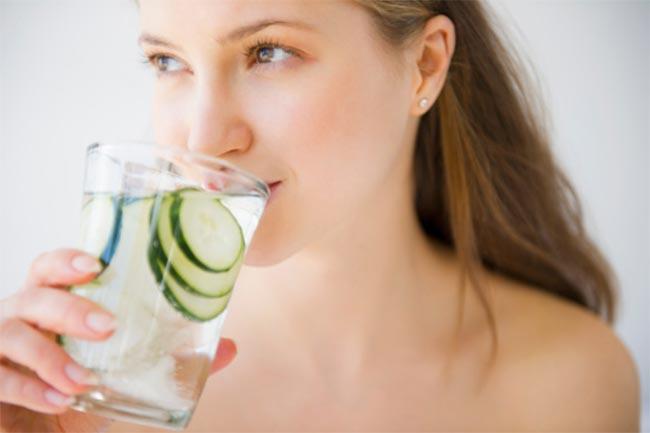 खीरे के पानी के फायदे