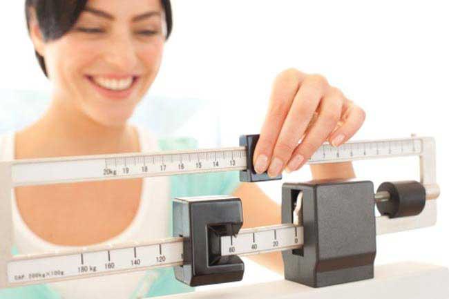 वजन प्रबंधन