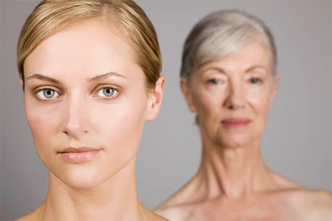 उम्र के निशान को कम करें