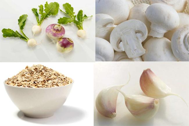 फायदेमंद सफेद रंग के खाद्य पदार्थ