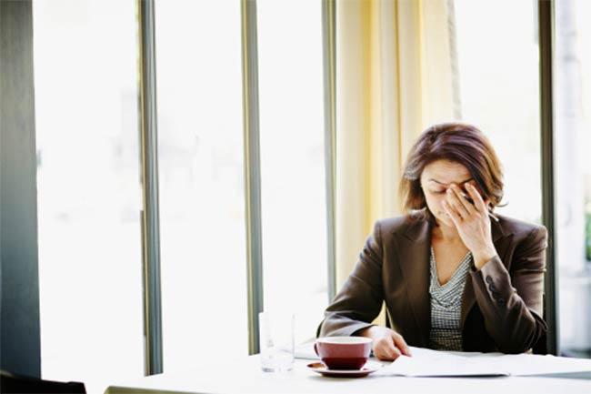 तनाव का असर