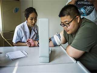युवा व मोटे लोग अधिक होते हैं हृदय रोगों का शिकार