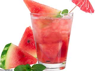 Pretty sweet heart - popular summer drink among women
