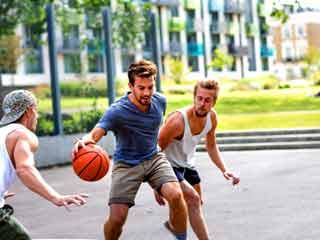 More reasons to play basketball