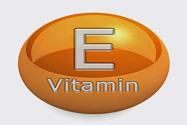 विटामिन ई का सेवन