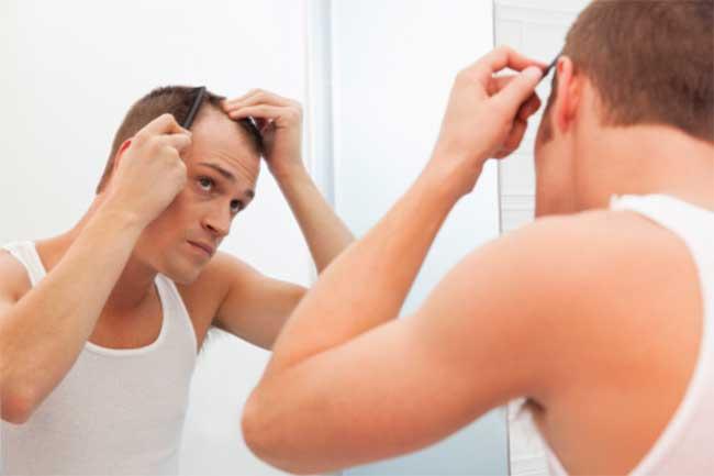 बालों को कम धोना
